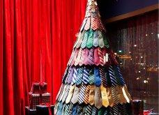 ΦΩΤΟ : Tα 15 πιο πρωτότυπα Χριστουγεννιάτικα δέντρα αξίζει να δείτε και να ... μιμηθείτε!  - Κυρίως Φωτογραφία - Gallery - Video