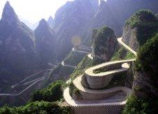 O πιο τρομακτικός δρόμος στον κόσμο βρίσκεται σε υψόμετρο 1300 μέτρων και έχει 99 στροφές (ΦΩΤΟ-ΒΙΝΤΕΟ) - Κυρίως Φωτογραφία - Gallery - Video