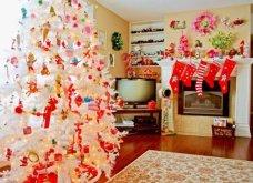 Πρωτοτυπήστε αυτές τις γιορτές με 15 oλόλευκα Χριστουγεννιάτικα δέντρα: Διαφορετικά & πανέμορφα σαν χιονισμένα έλατα μέσα στο σπίτι σας! (ΦΩΤΟ) - Κυρίως Φωτογραφία - Gallery - Video