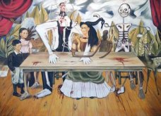 Οι σπουδαιότεροι πίνακες της διάσημης Φρίντα Κάλο: Χρώμα πάθος & ονειρικό πινέλο (ΦΩΤΟ) - Κυρίως Φωτογραφία - Gallery - Video
