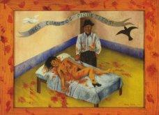 Οι σπουδαιότεροι πίνακες της διάσημης Φρίντα Κάλο: Χρώμα πάθος & ονειρικό πινέλο (ΦΩΤΟ) - Κυρίως Φωτογραφία - Gallery - Video 13