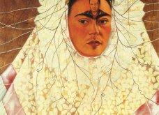 Οι σπουδαιότεροι πίνακες της διάσημης Φρίντα Κάλο: Χρώμα πάθος & ονειρικό πινέλο (ΦΩΤΟ) - Κυρίως Φωτογραφία - Gallery - Video 9