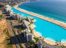 Εντυπωσιακότατο! Στη Χιλή η μεγαλύτερη πισίνα του πλανήτη - Αφήνει τους πάντες με ανοιχτό το στόμα με τις διαστάσεις της (ΦΩΤΟ) - Κυρίως Φωτογραφία - Gallery - Video 5