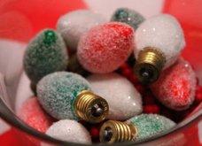 Και καλές μας γιορτές! Ιδού πώς θα μετατρέψετε τις παλιές σας λάμπες σε υπέροχα Χριστουγεννιάτικα στολίδια - Κυρίως Φωτογραφία - Gallery - Video