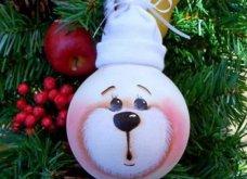 Και καλές μας γιορτές! Ιδού πώς θα μετατρέψετε τις παλιές σας λάμπες σε υπέροχα Χριστουγεννιάτικα στολίδια - Κυρίως Φωτογραφία - Gallery - Video 5