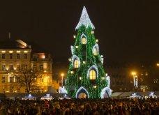 Εντυπωσιακά Χριστουγεννιάτικα δέντρα σε όλες τις γωνίες του πλανήτη - Αυτά είναι τα ομορφότερα από το Λονδίνο ως τη Βυρηττό - Κυρίως Φωτογραφία - Gallery - Video 9