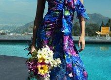 Το εκπληκτικό μανεκέν Στέλλα Μάξουελ πρωταγωνίστρια σε καμπάνια για ρούχα 70's (ΦΩΤΟ) - Κυρίως Φωτογραφία - Gallery - Video