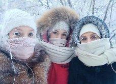 """Ήρθε η """"εποχή των παγετώνων""""; Εκπληκτικές φωτογραφίες από το πιο παγωμένο χωριό της Σιβηρίας - Η ζωή στους -62 ! (ΦΩΤΟ) - Κυρίως Φωτογραφία - Gallery - Video 12"""