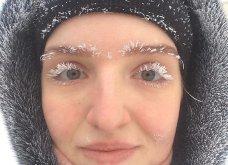 """Ήρθε η """"εποχή των παγετώνων""""; Εκπληκτικές φωτογραφίες από το πιο παγωμένο χωριό της Σιβηρίας - Η ζωή στους -62 ! (ΦΩΤΟ) - Κυρίως Φωτογραφία - Gallery - Video 15"""