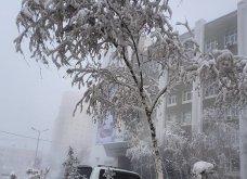 """Ήρθε η """"εποχή των παγετώνων""""; Εκπληκτικές φωτογραφίες από το πιο παγωμένο χωριό της Σιβηρίας - Η ζωή στους -62 ! (ΦΩΤΟ) - Κυρίως Φωτογραφία - Gallery - Video 20"""