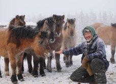 """Ήρθε η """"εποχή των παγετώνων""""; Εκπληκτικές φωτογραφίες από το πιο παγωμένο χωριό της Σιβηρίας - Η ζωή στους -62 ! (ΦΩΤΟ) - Κυρίως Φωτογραφία - Gallery - Video 21"""