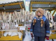 """Ήρθε η """"εποχή των παγετώνων""""; Εκπληκτικές φωτογραφίες από το πιο παγωμένο χωριό της Σιβηρίας - Η ζωή στους -62 ! (ΦΩΤΟ) - Κυρίως Φωτογραφία - Gallery - Video 27"""