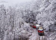 Η μαγεία των τρένων μέσα από εντυπωσιακές χιονισμένες εικόνες - Βγαλμένες από παραμύθι   - Κυρίως Φωτογραφία - Gallery - Video