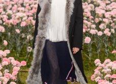 Το χρώμα & το... άρωμα λουλουδιών στα ρούχα του Tory Burch για τον ερχόμενο χειμώνα - Εβδομάδα Μόδας Νέα Υόρκη - Κυρίως Φωτογραφία - Gallery - Video