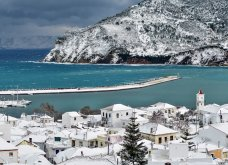 Προειδοποίηση από Καλλιάνο για επιδείνωση του καιρού: Έρχεται σφοδρή «χιονοεισβολή» τη Δευτέρα - Χάρτης  - Κυρίως Φωτογραφία - Gallery - Video