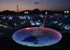 Με την πιο λαμπερή τελετή έριξαν αυλαία οι Χειμερινοί Ολυμπιακοί - Τα εκατοντάδες βεγγαλικά έκαναν τη νύχτα μέρα  στην Πιονγκτσάνγκ (ΦΩΤΟ) - Κυρίως Φωτογραφία - Gallery - Video