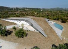 Villa Ypsilon: Το αρχιτεκτονικό διαμάντι της Μεσσηνίας σαγηνεύει & κερδίζει θέση στις κορυφαίες κατοικίες του πλανήτη (ΦΩΤΟ) - Κυρίως Φωτογραφία - Gallery - Video