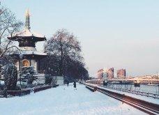 Λονδίνο: 25 εικόνες από την χιονισμένη πρωτεύουσα όπως τις κατέγραψαν οι followers του instagram   - Κυρίως Φωτογραφία - Gallery - Video