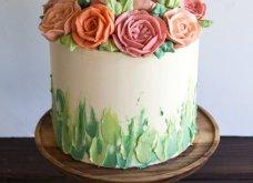 Οι πιο εντυπωσιακές τριανταφυλλένιες τούρτες - Πάρτε ιδέες για την γαμήλια τούρτα σας - Κυρίως Φωτογραφία - Gallery - Video