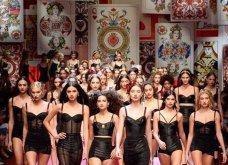 108 μοντέλα από τη νέα ανοιξιάτικη συναρπαστική συλλογή των Dolce & Gabbana (ΦΩΤΟ) - Κυρίως Φωτογραφία - Gallery - Video