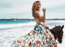 Θάλασσα, άλογο & κορίτσι: Μια σειρά από τα ωραιότερα κλικς μόδας επιλέγει ο Stefano των Dolce & Gabanna (ΦΩΤΟ) - Κυρίως Φωτογραφία - Gallery - Video