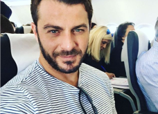 """Ο Γιώργος Αγγελόπουλος σε ημίγυμνη φωτογραφία στο instagram """"ανάβει φωτιές"""" - Κυρίως Φωτογραφία - Gallery - Video"""