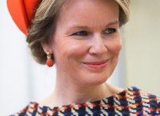 40 φωτογραφίες από την γκαρνταρόμπα της Βασίλισσας Ματίλντ του Βελγίου στην επίσκεψη στον Καναδά: Κλασικά και καθωσπρέπει... - Κυρίως Φωτογραφία - Gallery - Video