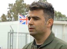 Made in Greece ο καλύτερος πιλότος του NATO - Με τον Βασίλη Καλογερίδη θα ήθελαν να πετάξουν σε πολεμική επιχείρηση  - Κυρίως Φωτογραφία - Gallery - Video