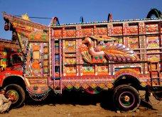 Ώπα Μήτσο πρόσεχε! Φορτηγά- έργα τέχνης κυκλοφορούν στο Πακιστάν- Με χρώματα & ταλέντο θα σας συναρπάσουν (ΦΩΤΟ) - Κυρίως Φωτογραφία - Gallery - Video