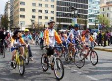 25ος Ποδηλατικός γύρος της Αθήνας - Οι κυκλοφοριακές ρυθμίσεις στο κέντρο - Κυρίως Φωτογραφία - Gallery - Video