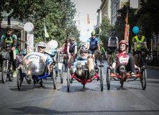 Οι υπέροχες εικόνες μιας Αθήνας με ποδήλατα παντού & χαμόγελα σε όλες τις ηλικίες (ΦΩΤΟ) - Κυρίως Φωτογραφία - Gallery - Video