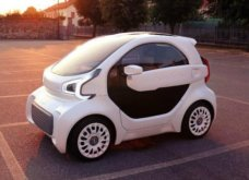 Το πρώτο εκτυπωμένο ηλεκτροκίνητο αυτοκίνητο είναι γεγονός- Πόσο θα κοστίζει & πότε θα αρχίσει να διατίθεται στην αγορά - Κυρίως Φωτογραφία - Gallery - Video