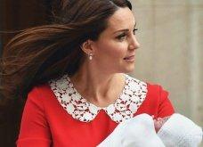 Η πρώτη βόλτα του νεογέννητου πρίγκιπα Louis! Η Kate Middleton με το μωρό στο καρότσι & την Charlotte από το χέρι (ΦΩΤΟ)  - Κυρίως Φωτογραφία - Gallery - Video