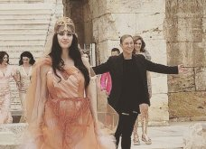 """Βασίλειος Κωστέτσος: Οι φωτογραφίες που ανέβασε στα social media από το fashion show στο Ηρώδειο & το """"ευχαριστώ"""" του - Κυρίως Φωτογραφία - Gallery - Video"""