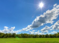 Καλός καιρός & υψηλές θερμοκρασίες- Αναλυτικά η πρόγνωση - Κυρίως Φωτογραφία - Gallery - Video