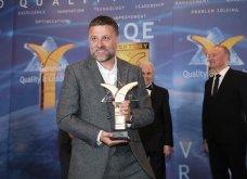 Xρυσό βραβείο ποιότητας καινοτόμων υπηρεσιών στον Σταύρο Τραυλό - Κυρίως Φωτογραφία - Gallery - Video