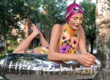 Απίστευτα ρεαλιστικά γλυπτά με γυναίκες κολυμβήτριες από την Carole Feuerman - Θα τα λατρέψετε! (ΦΩΤΟ)  - Κυρίως Φωτογραφία - Gallery - Video