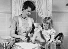 Vintage pics: Η μέρα της Μητέρας από τα παλιά χρόνια, όταν γεννηθήκατε ή πολύ νωρίτερα - Διασκεδαστικό!  - Κυρίως Φωτογραφία - Gallery - Video