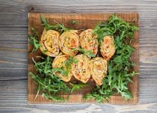 Φτιάξτε πεντανόστιμη τυλιχτή ομελέτα με τυρί και γαλοπούλα με οδηγίες του Άκη Πετρετζίκη (ΒΙΝΤΕΟ)  - Κυρίως Φωτογραφία - Gallery - Video