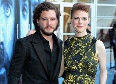 Παντρεύονται ο «Jon Snow» και η «Ygritte» του «Game Of Thrones» - Κυρίως Φωτογραφία - Gallery - Video