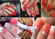 50 εντυπωσιακά σχέδια μανικιούρ για υπέροχα κοραλί καλοκαιρινά νύχια! (ΦΩΤΟ) - Κυρίως Φωτογραφία - Gallery - Video
