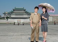 Σπάνιες εικόνες: Να πως είναι η καθημερινότητα για τους πολίτες της Βόρειας Κορέας του Κιμ (ΦΩΤΟ-ΒΙΝΤΕΟ) - Κυρίως Φωτογραφία - Gallery - Video