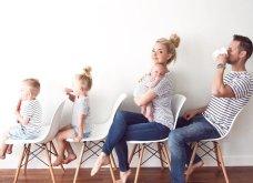 Να πως μια μαμά 3 παιδιών καταπολεμά την... βαρεμάρα! Οι πιο αστείες οικογενειακές φωτό που έχετε δει ποτέ! - Κυρίως Φωτογραφία - Gallery - Video 13