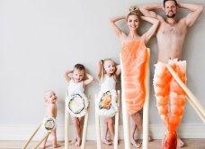 Να πως μια μαμά 3 παιδιών καταπολεμά την... βαρεμάρα! Οι πιο αστείες οικογενειακές φωτό που έχετε δει ποτέ! - Κυρίως Φωτογραφία - Gallery - Video 15