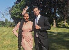 Τα μαλλιά της Σερένα Ουΐλιαμς «έκλεψαν» την παράσταση στον πριγκιπικό γάμο (ΦΩΤΟ) - Κυρίως Φωτογραφία - Gallery - Video