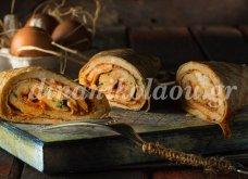 Η Ντίνα Νικολάου ετοιμάζει το τέλειο brunch- Κρέπες με ομελέτα & κρέμα τυριού - Κυρίως Φωτογραφία - Gallery - Video