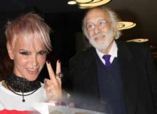 Αλέξανδρος Λυκουρέζος - Νατάσα Καλογρίδη: Νέα έξοδος για θεατρική παράσταση (ΦΩΤΟ) - Κυρίως Φωτογραφία - Gallery - Video