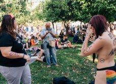 Athens Pride 2018: Η πολύχρωμη γιορτή της ΛΟΑΤΚΙ κοινότητας (ΦΩΤΟ) - Κυρίως Φωτογραφία - Gallery - Video 2
