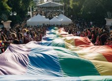 Athens Pride 2018: Η πολύχρωμη γιορτή της ΛΟΑΤΚΙ κοινότητας (ΦΩΤΟ) - Κυρίως Φωτογραφία - Gallery - Video 4