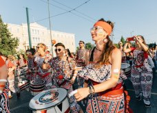 Athens Pride 2018: Η πολύχρωμη γιορτή της ΛΟΑΤΚΙ κοινότητας (ΦΩΤΟ) - Κυρίως Φωτογραφία - Gallery - Video 6